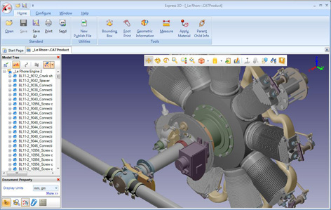 CCE Offers Free CAD Viewer on CNET