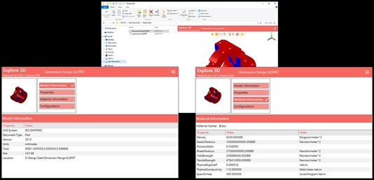 CCE's Explore 3D Leverages Cloud Storage Platforms like