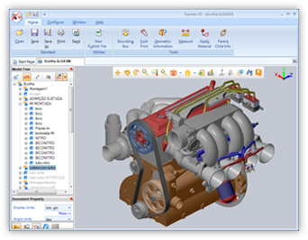 Bid farewell to paid 3d cad viewers cce offers it for free Online cad editor