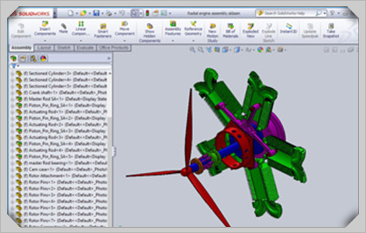 Cat5Works-Bi-directional SOLIDWORKS / CATIA data translator