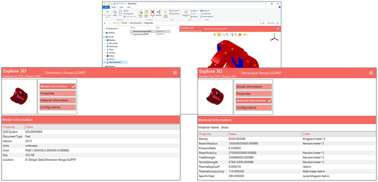 CCE's Explore 3D Leverages Cloud Storage Platforms like Dropbox and