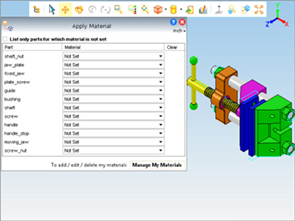 Determine Weight and Volume of 3D CAD Parts without using CAD system